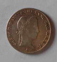 Rakousko 10 Krecar 1842 A Ferdinand V.