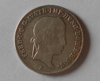 Rakousko 20 Krejcar 1841 E Ferdinand V.