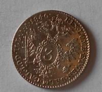 Rakousko 3 Krejcar 1846 A Ferdinand V. Stav