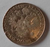Rakouskou 20 Krejcar 1842 M Ferdinand V.