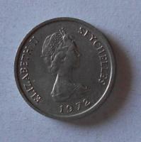 Seycheles 1 Cent 1972