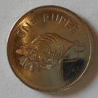 Seycheles 1 Rupie 2010