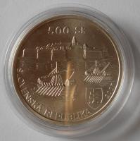 Slovensko 500 Ks 2007 BJ Pevnost Komárno