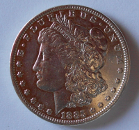 USA 1 Dolar 1885 Morgan