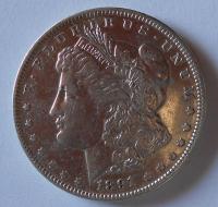 USA 1 Dolar 1891 Morgan
