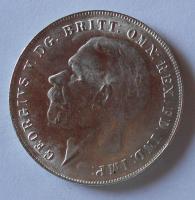 V. Británie 1 Croven 1935 kopie