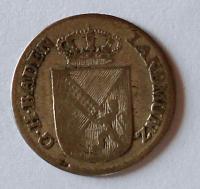 Baden VI. Krejcar 1808