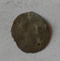 Čechy 1/2 Krejcar 1716 Praha Karel VI.