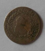 Čechy 10 Krejcar 1780-90 Josef II.