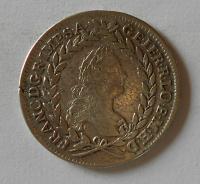 Čechy 20 Krejcar 1755 PR Fr. Lotrinský