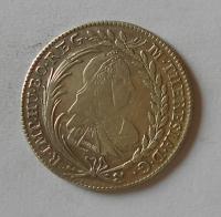 Čechy 20 Krejcar 1780 Praha Marie Terezie