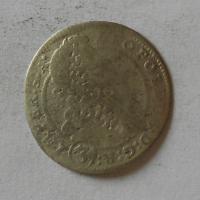 Čechy 3 Krejcar 1717 Karel VI.