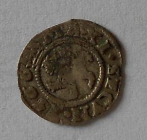 Čechy Bílý peníz 1566 Maxmilián II.