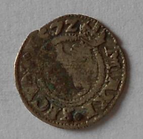Čechy Bílý peníz 1572 Maxmilián II.