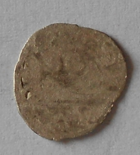 Čechy Bílý peníz 1576 Maxmilián II.