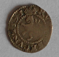Čechy-K.Hora Bílý peníz 1595 Rudolf II.