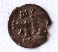 Čechy Malý peníz 1526-64 Ferdinand I.