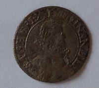 Čechy-Praha 12 Krejcar 1624 Ferdinand II.