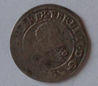 Čechy-Praha 3 Krejcar 1624 Ferdinand II.