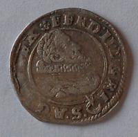 Čechy-Praha 3 Krejcar 1627 Ferdinand II.