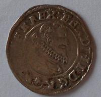 Čechy-Praha 3 Krejcar 1628 Ferdinand II.