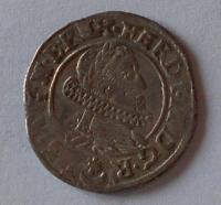Čechy-Praha 3 Krejcar 1630 Ferdinand II.