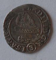 Čechy-Praha 3 Krejcar 1637 Ferdinand II.