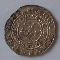 Čechy Pražský groš 1278-1305 Václav II.