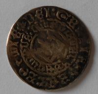 Čechy Pražský groš 1471-1516 Vladislav Jagell.