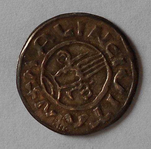 Čechy-Slavníkovci Denár 981-996 Kopie