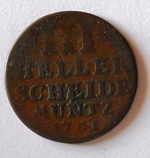 Hessen III. Haller 1761