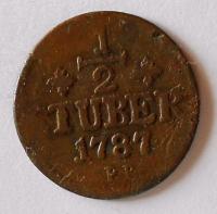 Jülich-Berg 1/1 Stuber 1787