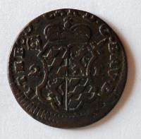 Lütrich 2 Liard 1752 J. Theodor