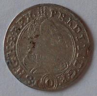 Morava-Olomouc 3 Krejcar 1629 Ferdinand II.