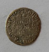 Olomouc arcibis. 3 Krejcar 1670 Karel II. Lichtenstein