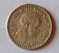 Prusko 1 stříb. Groš 1824 D Frid. Wilh III.