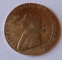 Prusko 4 Groš 1803 Frid. Wilh III.
