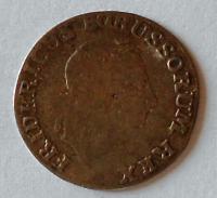 Prusko Groš 1784 Fridrich