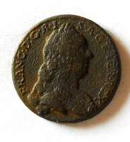 Rakousko 1 Krejcar 1762 G František Lotrinský