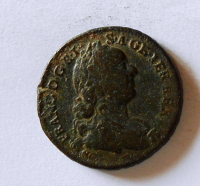 Rakousko 1 Krejcar 1763 W František Lotrinský