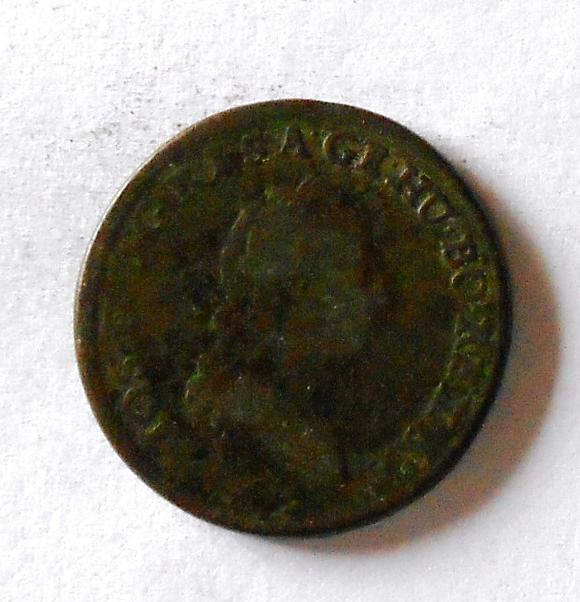 Rakousko 1 Krejcar 1790 F Josef II.