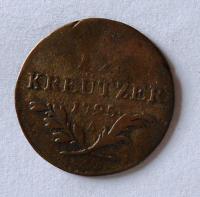 Rakousko 12 Krejcar 1795 A František II.