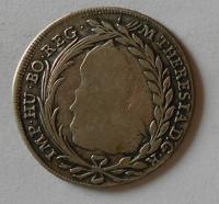 Rakousko 20 Krejcar 1780 VC-S Marie Terezie