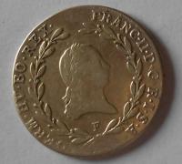 Rakousko 20 Krejcar 1803 F František II.