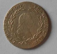 Rakousko 20 Krejcar 1805 G František II.