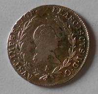 Rakousko 20 Krejcar 1807 A František II.