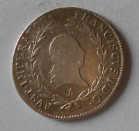 Rakousko 20 Krejcar 1808 A František II.