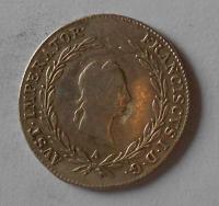 Rakousko 20 Krejcar 1828 A František II.