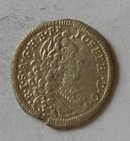 Rakousko 3 Krejcar 1710 Josef I.