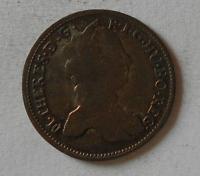Rakousko 3 Krejcar 1765 W Marie Terezie